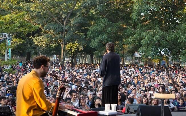 Shows se espalham pela cidade de São Paulo neste final de semana
