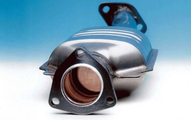 Catalisador deve ser trocado em torno dos 100 mil quilômetros rodados se o carro não teve grandes problemas no motor