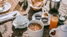 Prepare um café da manhã digno de hotel
