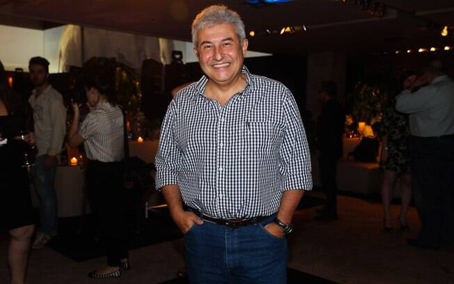O astronauta brasileiro Marcos Pontes
