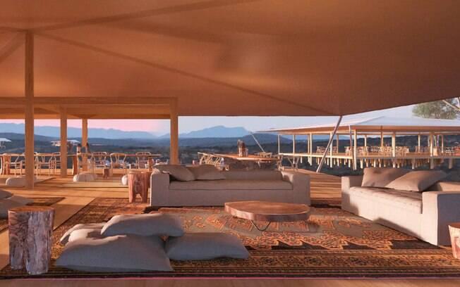 Pode-se passar dias no Hotel Habitas Namibia%2C aprendendo sobre tradições%2C observando o safari e aproveitando o spa