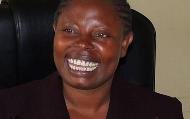 Rhobi Samwelly foi mutilada quando tinha 13 anos de idade em um vilarejo da Tanzânia