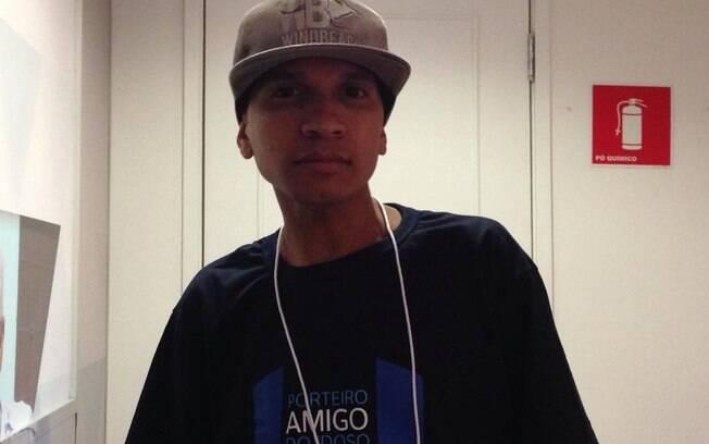 781e4ad8b88c5 Samuel Firmino de Almeida, de 29 anos, é porteiro há aproximadamente dois  anos.