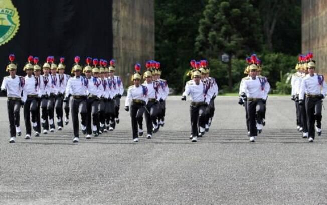 Polícia Militar do Paraná foi alvo de críticas ao elencar