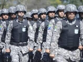 Oficiais estão disponíveis para cidades que pedirem auxílio ao Governo Federal