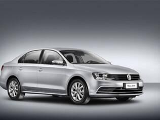 Noa versão de entrada do VW Jetta, a Trendline