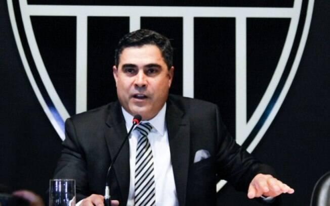 Presidente do Atlético-MG detona Flamengo e cobra punição: 'Acha que é melhor que todo mundo'