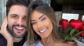 Ivy Moraes dá entrada em divórcio: