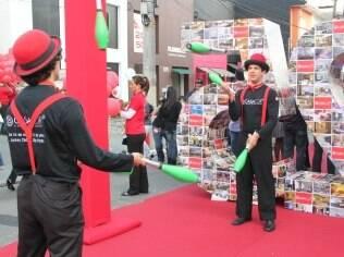 Visitante poderá conferir mais de 20 atrações durante o evento