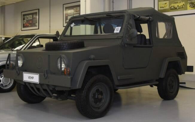 VW VEMP: Veículo militar que quase compôs a frota do exército brasileiro