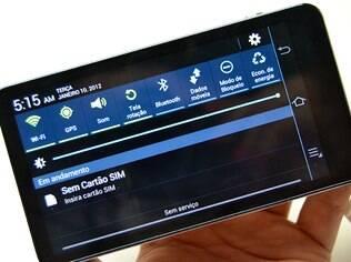 Variedade de recursos de conectividade são um dos benefícios do Android