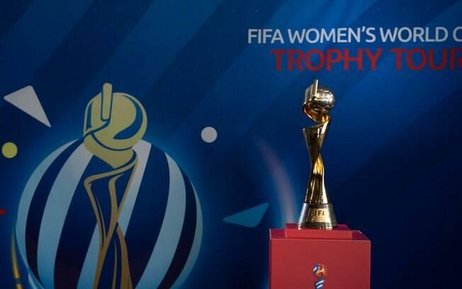 Taça da Copa do Mundo de futebol feminino