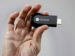 Chromecast custa US$ 35 nos EUA