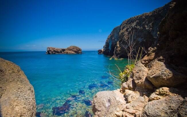 As ilhas Channel ficam na costa da Califórnia, nos Estados Unidos