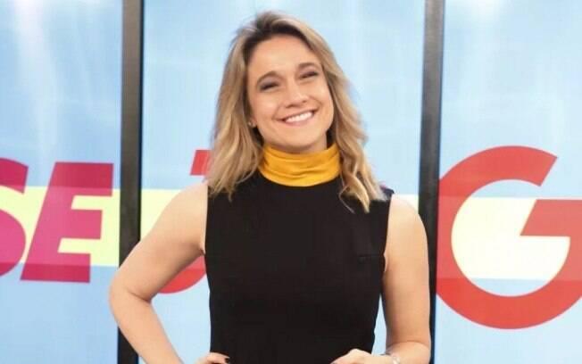 Fernanda Gentil assume novo programa