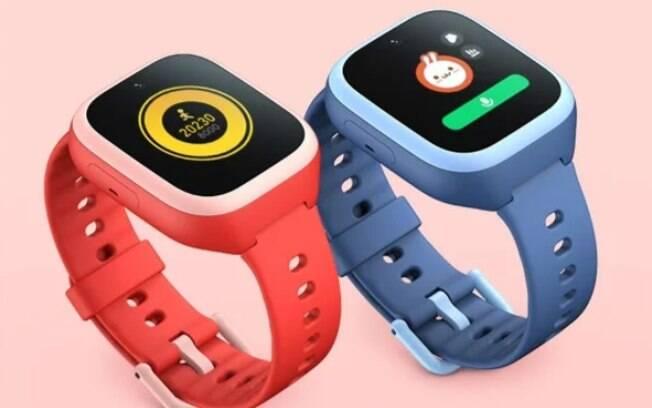 Mi Bunny Children's Watch é o novo smartwatch da Xiaomi para crianças