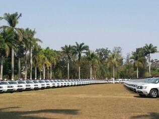 Novos veículos foram entregues nesta quinta-feira