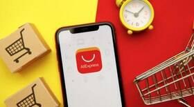 AliExpress faz Mega Saldão com descontos de até 70%