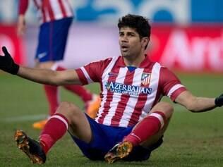 Atacante é o artilheiro do Atlético de Madrid na temporada