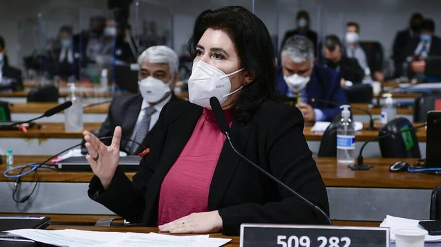 Senadora Simone Tebet (MDB-MS)