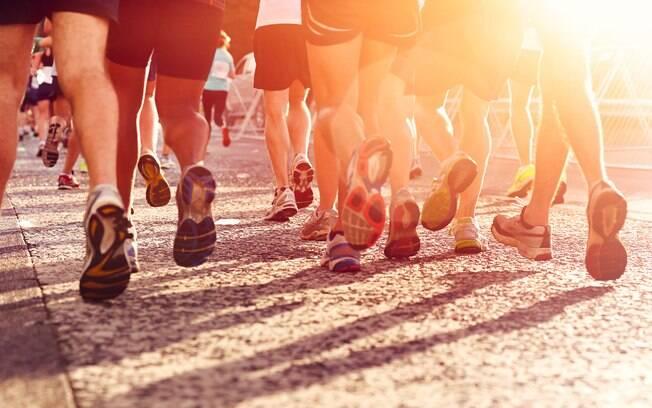 Se você quer começar a correr em provas de rua, é importante lembrar que durante o percurso os cuidados continuam