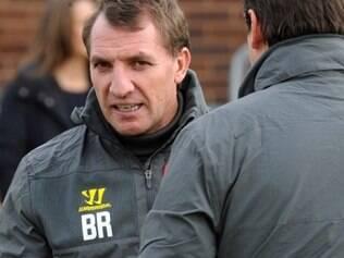 Brengan Rogers, do Liverpool, tenta nova vitória para manter time vivo na Liga Europa