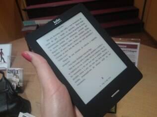 Kobo Touch chega ao Brasil em parceria com a Livraria Cultura