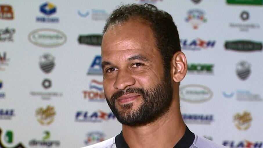 Leandro Santos, goleiro do Treze-PB