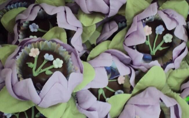 O doce de banana crocante também faz sucesso com os paladares tropicais. Luiz Doces