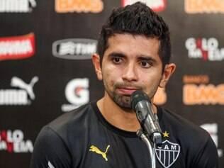 Guilherme tem sido bem avaliado por técnico Levir Culpi