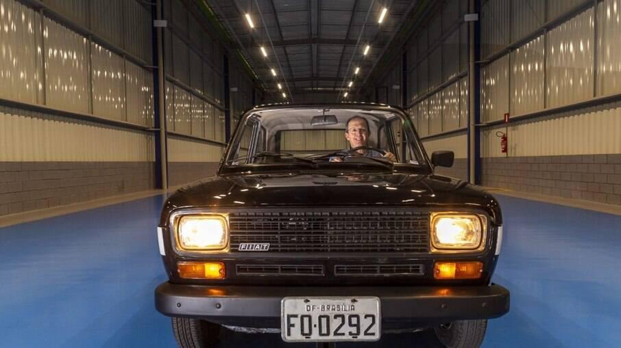 Fiat 147: o saudoso