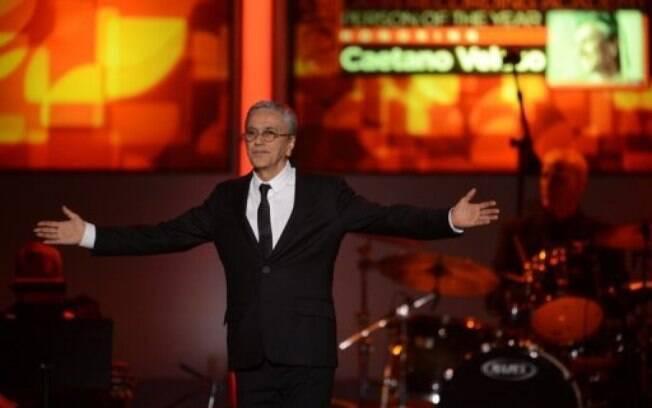 Caetano Veloso fará showmício em apoio a Boulos e Manuela