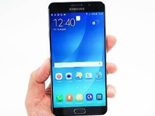 Galaxy Note 5 chega por R$ 3.799