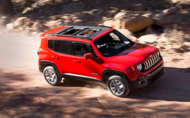 Jeep Renegade foi sucesso que Sergio Marchionne previu e fez da marca a mais importante da FCA
