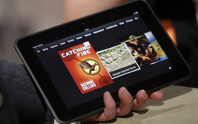 Kindle Fire HD, a mais nova versão do tablet da Amazon