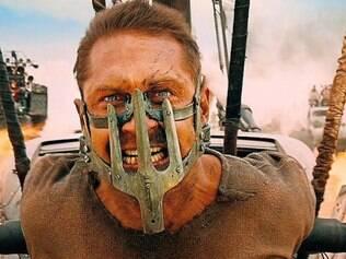"""Tom Hardy substitui Mel Gibson e dá vida a nova encarnação de """"Mad"""" Max Rockatansky"""