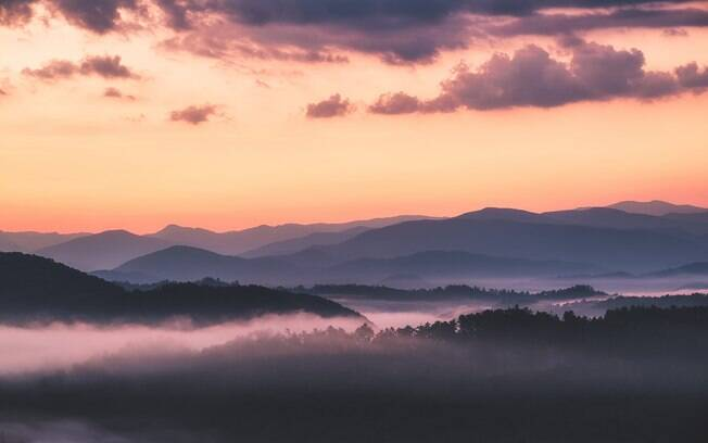Lugares para viajar em 2019: Great Smoky Mountains, Estados Unidos