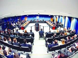 Mapa. Conselho Nacional de Justiça tem dados com base nas informações de 89 órgãos do Judiciário