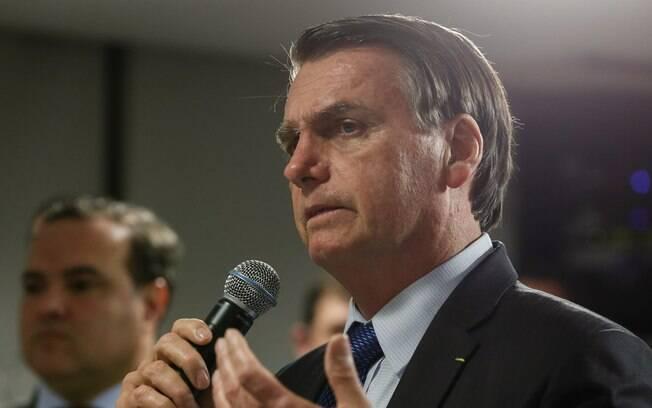 Bolsonaro demitiu o secretário de Comunicação