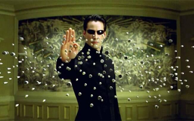 Cena do primeiro Matrix