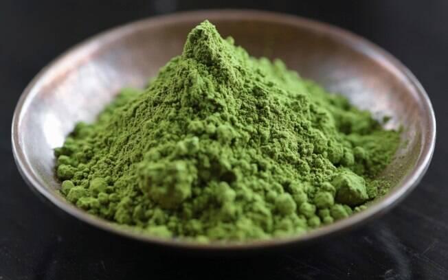 Matcha, da mesma planta do chá-verde