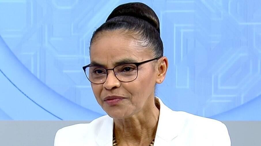 Marina Silva declara apoio a Freixo ao governo do estado do Rio de Janeiro