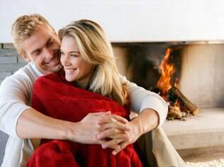 Inverno a dois: frio é desculpa para ficar juntinho do seu amor