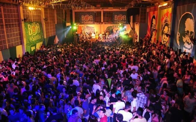 Quadra do Santa Marta lotada: produtores da festa Fica Comigo esperam 850 pessoas no sábado (14)
