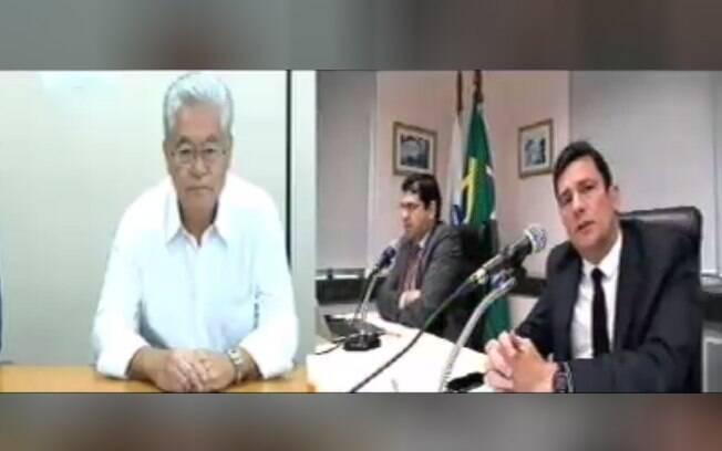 Presidente do Instituto Lula, Paulo Okamoto prestou depoimento a Moro sobre sítio de Atibaia (SP)