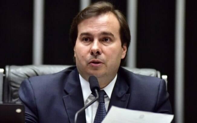 Para o presidente da Câmara dos Deputados, Rodrigo Maia,  a medida aprovada não era necessária  no momento