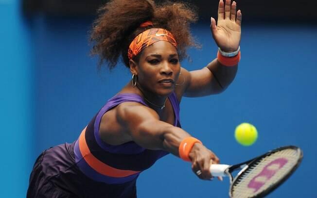 Aos 31 anos, Serena Williams se transformou a  mulher mais velha a liderar o ranking da WTA