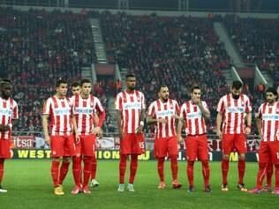 Olympiakos não atendeu às expectativas de Evangelos Marinakis