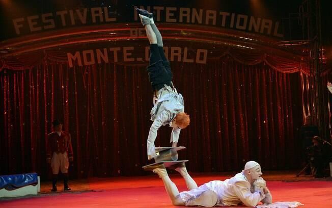 Teatro Bradesco apresenta Circo de Estrelas da Rússia