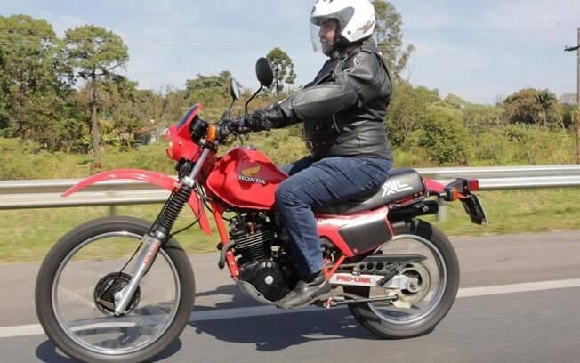 A Honda XL 250R 1984 era a sensação de 25 anos atrás